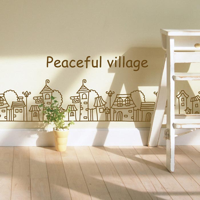 Peaceful Village